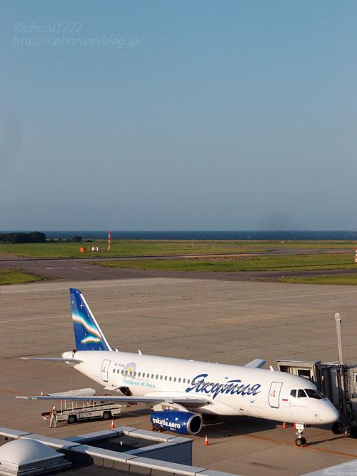 2016.8.6 新潟空港_f0250322_16134421.jpg