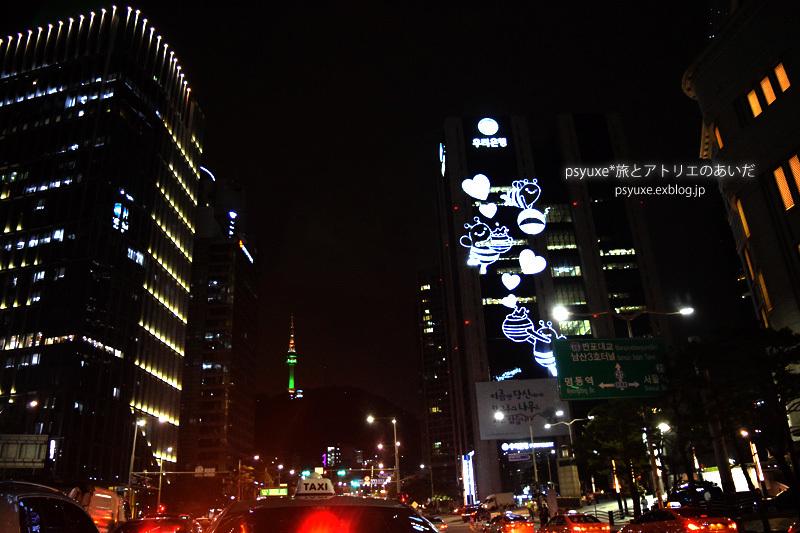 夜間開放期間のライトアップされた景福宮へ行く 2016_e0131432_15254972.jpg