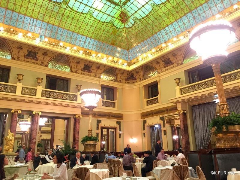 ロシアの旅 25 ホテル・メトロポール @ モスクワ _a0092659_17235840.jpg