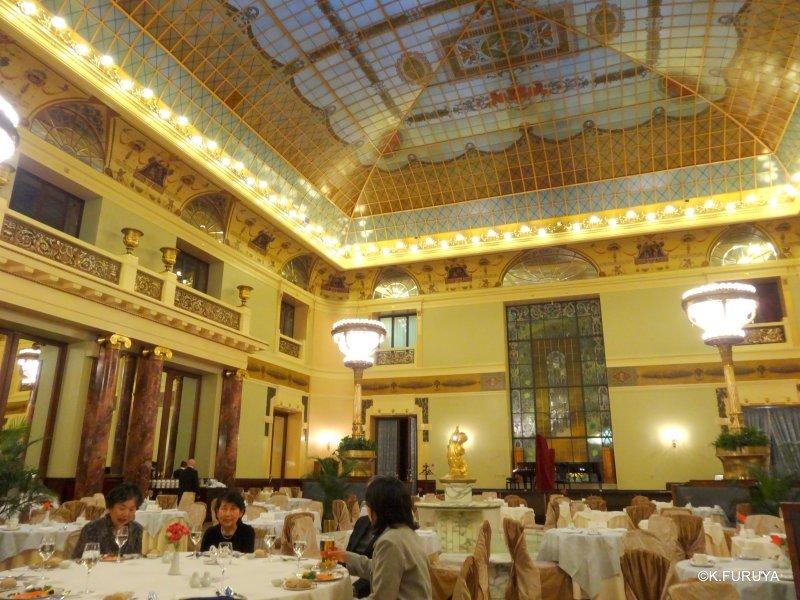 ロシアの旅 25 ホテル・メトロポール @ モスクワ _a0092659_17393104.jpg