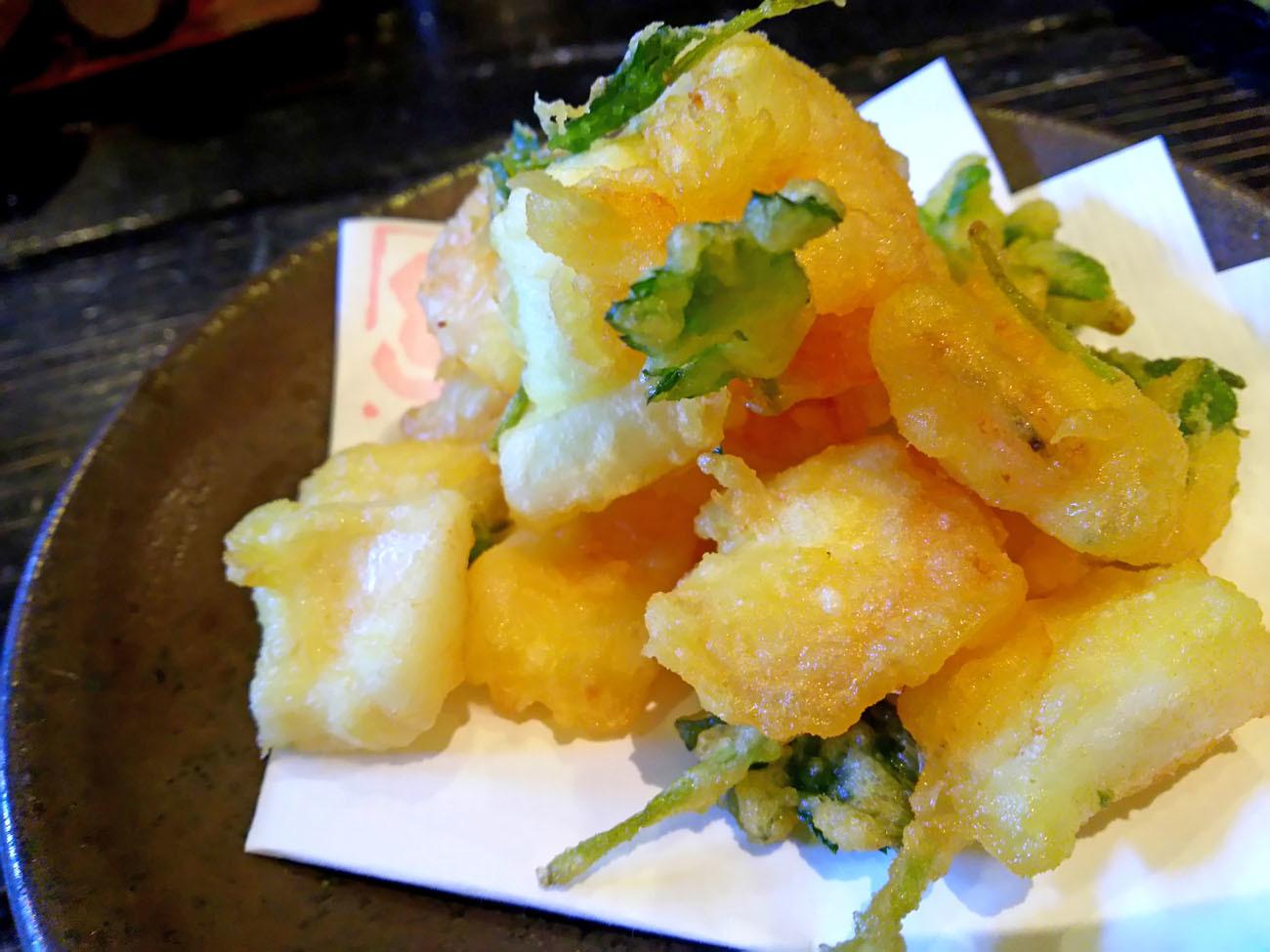 そばはもちろん天ぷらも見事〔土山人 ほたるまち店/蕎麦/JR新福島〕_f0195971_11162662.jpg