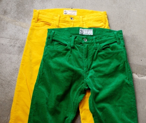 入荷案内 stretch slim Corduroy_e0254972_12194638.jpg