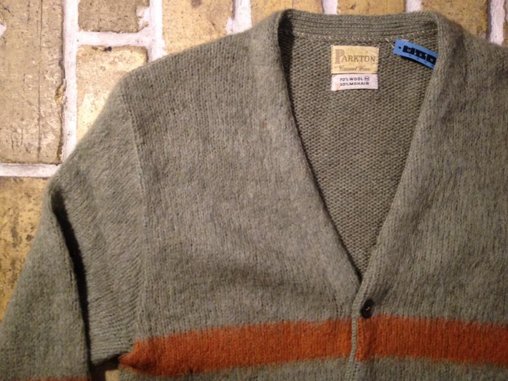 神戸店9/7(水)秋冬ヴィンテージ入荷!#3 Vintage Mohair Cardigan!!! _c0078587_16115338.jpg
