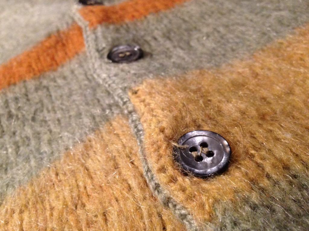 神戸店9/7(水)秋冬ヴィンテージ入荷!#3 Vintage Mohair Cardigan!!! _c0078587_16121528.jpg