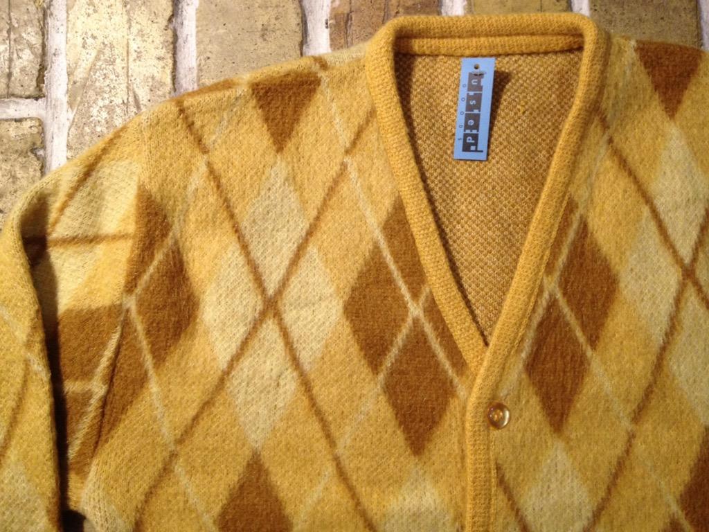 神戸店9/7(水)秋冬ヴィンテージ入荷!#3 Vintage Mohair Cardigan!!! _c0078587_16133075.jpg