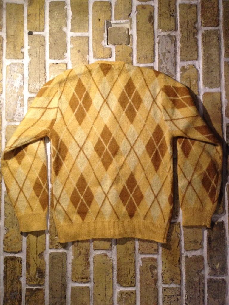 神戸店9/7(水)秋冬ヴィンテージ入荷!#3 Vintage Mohair Cardigan!!! _c0078587_16135080.jpg