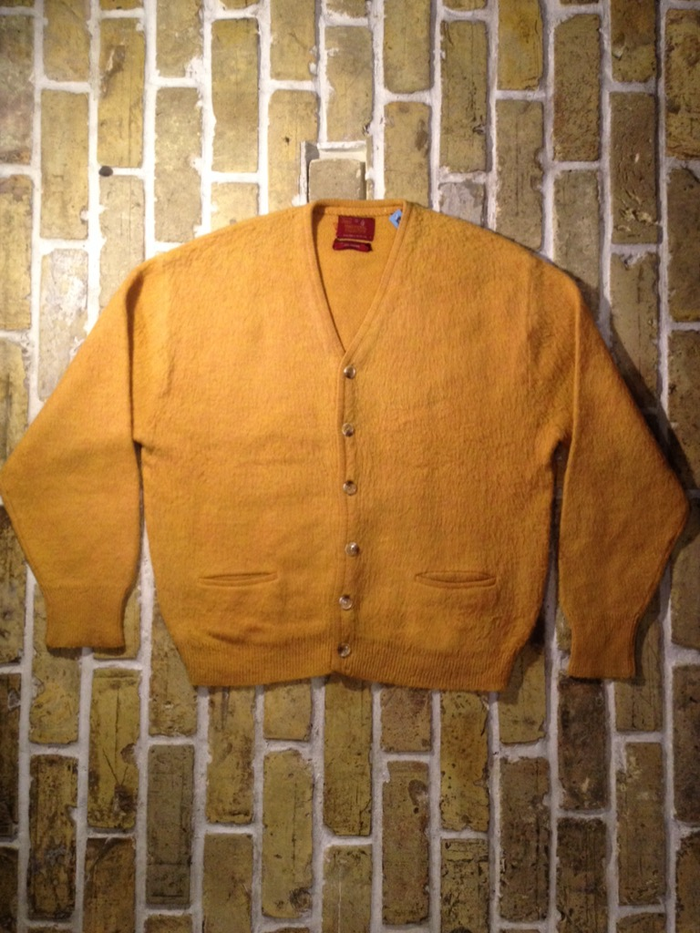 神戸店9/7(水)秋冬ヴィンテージ入荷!#3 Vintage Mohair Cardigan!!! _c0078587_16164211.jpg