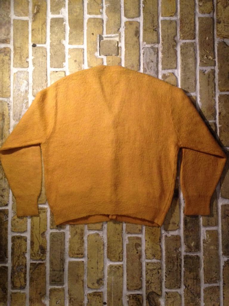 神戸店9/7(水)秋冬ヴィンテージ入荷!#3 Vintage Mohair Cardigan!!! _c0078587_16165128.jpg