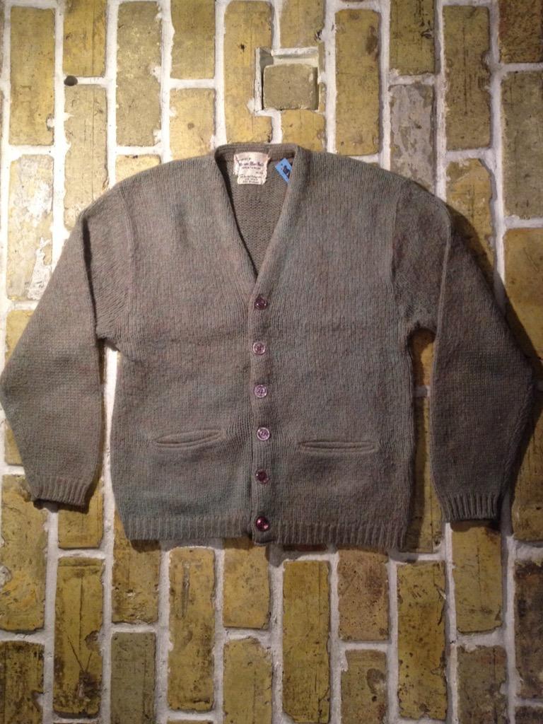神戸店9/7(水)秋冬ヴィンテージ入荷!#3 Vintage Mohair Cardigan!!! _c0078587_16175973.jpg