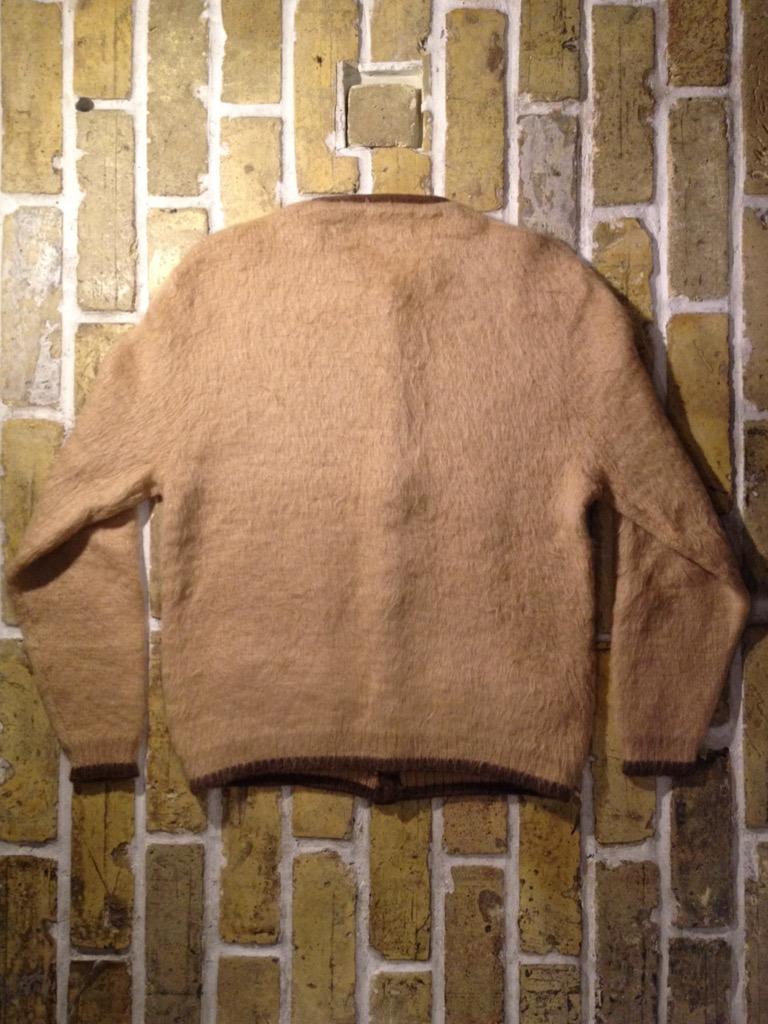 神戸店9/7(水)秋冬ヴィンテージ入荷!#3 Vintage Mohair Cardigan!!! _c0078587_16194033.jpg