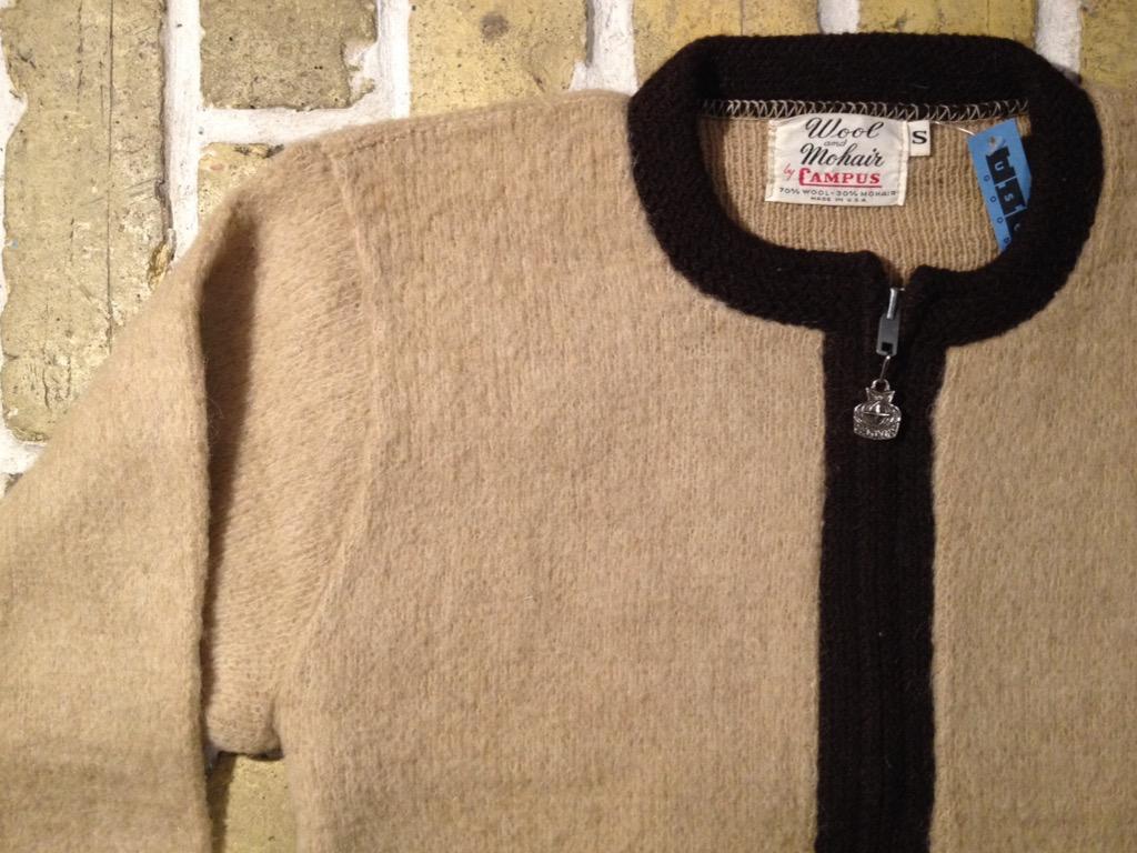 神戸店9/7(水)秋冬ヴィンテージ入荷!#3 Vintage Mohair Cardigan!!! _c0078587_16294039.jpg