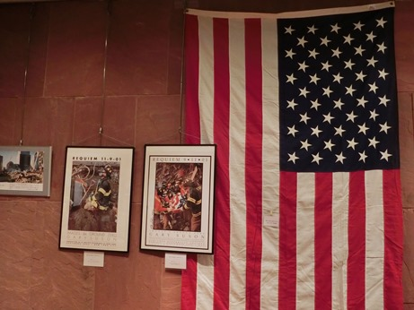 アメリカ同時テロ「9.11」15周年展示会_c0013698_8524191.jpg