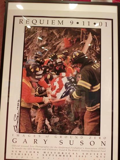 アメリカ同時テロ「9.11」15周年展示会_c0013698_933972.jpg