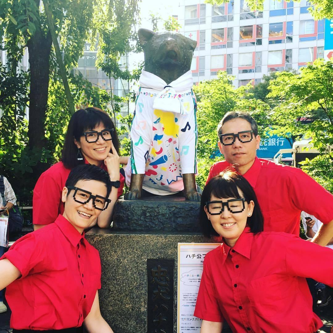 渋谷ハチ公前は世界中のどこよりもDXだった件_e0180406_22064904.jpg