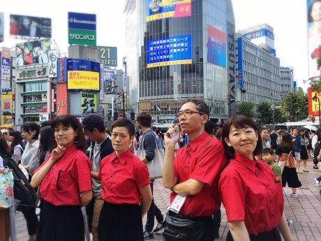 渋谷ハチ公前は世界中のどこよりもDXだった件_e0180406_22072085.jpg