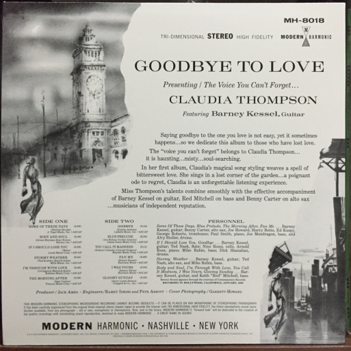 Claudia Thompson/Goodbye to Love_d0102724_19345120.jpg