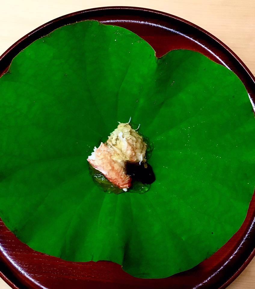 ミシュラン三つ星☆日本料理「松川」に美味礼賛🎵_a0138976_16061611.jpg