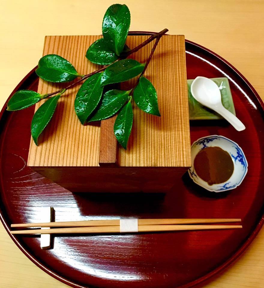 ミシュラン三つ星☆日本料理「松川」に美味礼賛🎵_a0138976_16062127.jpg