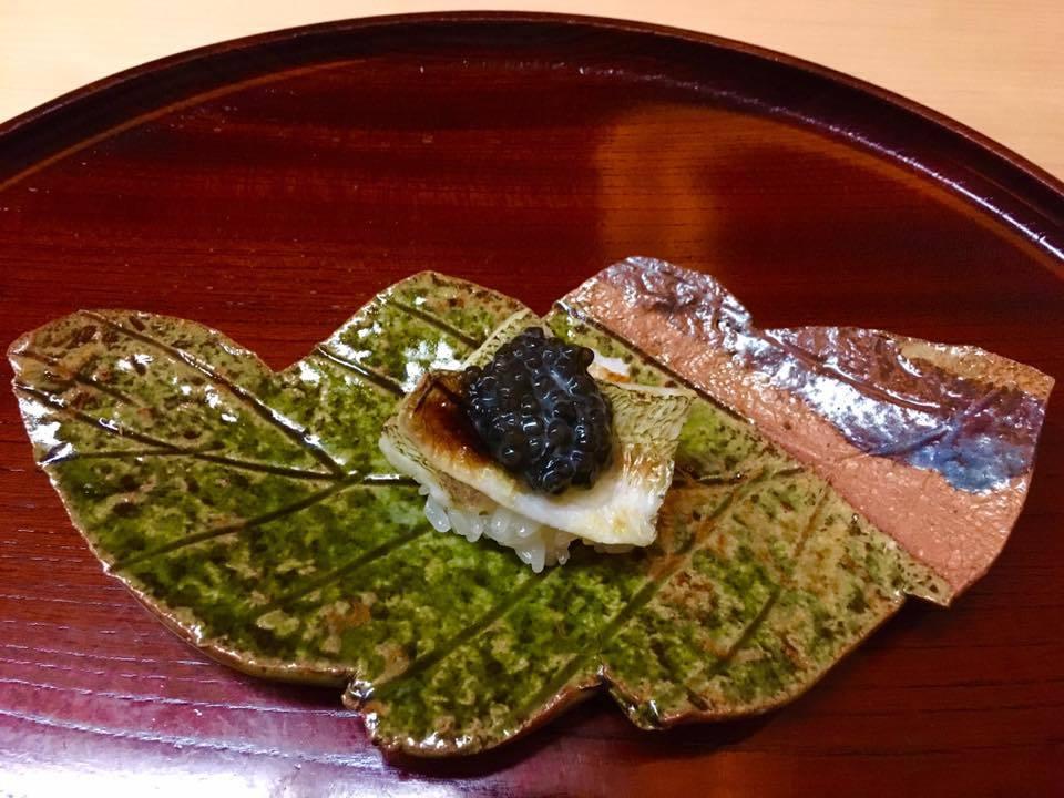 ミシュラン三つ星☆日本料理「松川」に美味礼賛🎵_a0138976_16064337.jpg