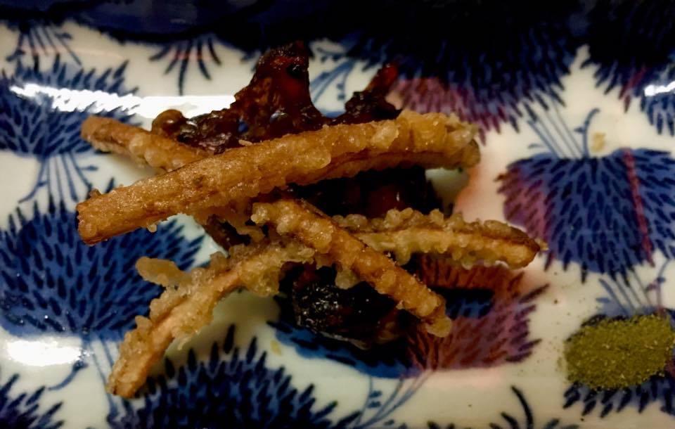 ミシュラン三つ星☆日本料理「松川」に美味礼賛🎵_a0138976_16064828.jpg