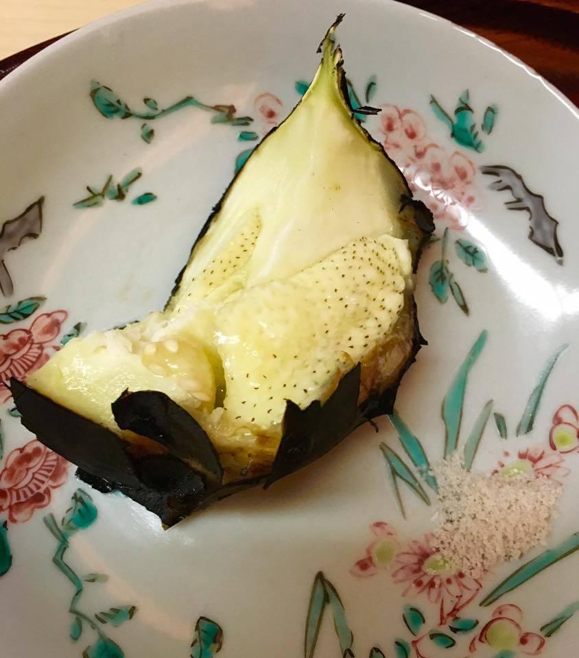 ミシュラン三つ星☆日本料理「松川」に美味礼賛🎵_a0138976_16070559.jpg