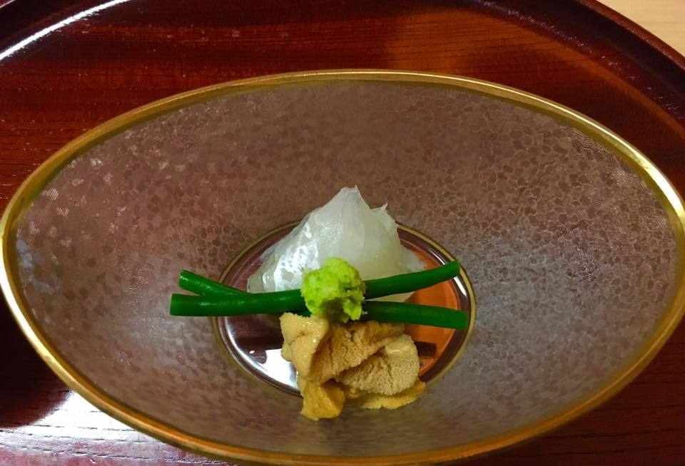 ミシュラン三つ星☆日本料理「松川」に美味礼賛🎵_a0138976_16071950.jpg