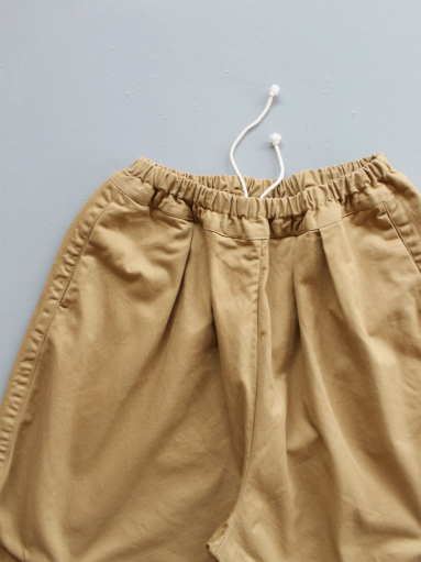 Ordinary fits BALL PANTS (LADIES ONLY)_b0139281_1625098.jpg