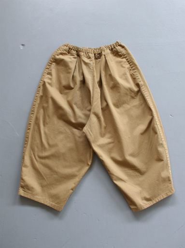 Ordinary fits BALL PANTS (LADIES ONLY)_b0139281_18571113.jpg