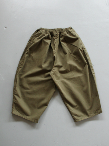 Ordinary fits BALL PANTS (LADIES ONLY)_b0139281_18571642.jpg