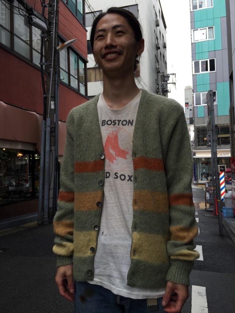 神戸店9/7(水)秋冬ヴィンテージ入荷!#3 Vintage Mohair Cardigan!!! _c0078587_15345598.jpg