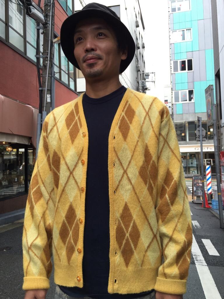 神戸店9/7(水)秋冬ヴィンテージ入荷!#3 Vintage Mohair Cardigan!!! _c0078587_15352214.jpg