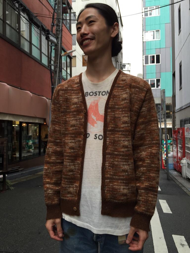 神戸店9/7(水)秋冬ヴィンテージ入荷!#3 Vintage Mohair Cardigan!!! _c0078587_1536061.jpg