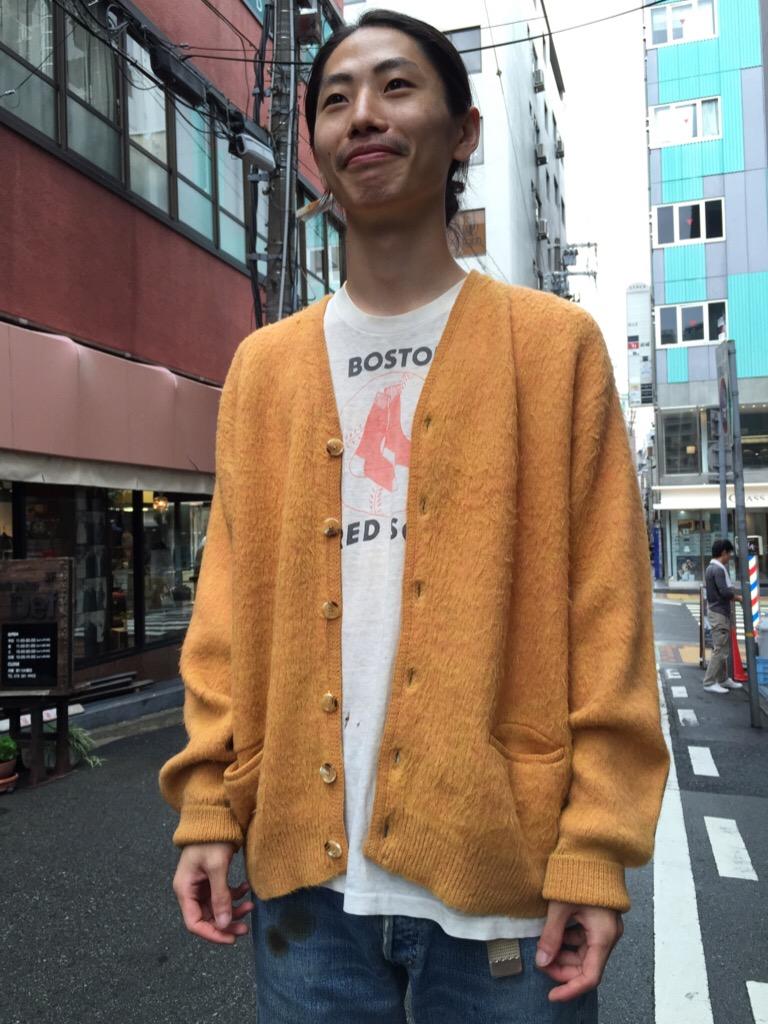 神戸店9/7(水)秋冬ヴィンテージ入荷!#3 Vintage Mohair Cardigan!!! _c0078587_15363082.jpg
