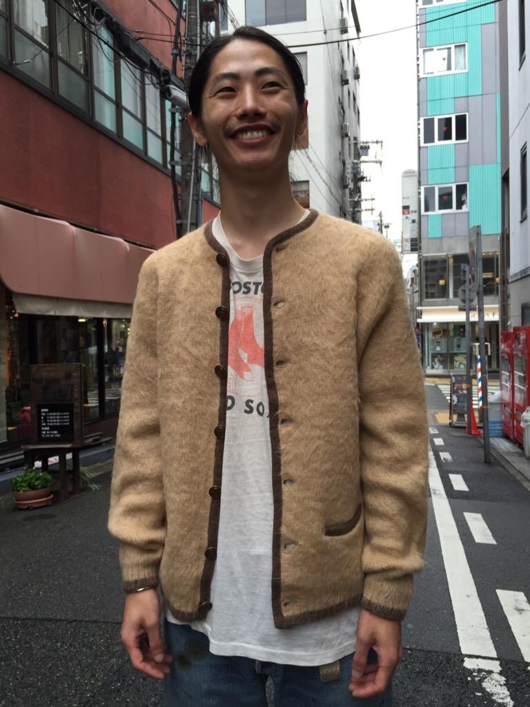 神戸店9/7(水)秋冬ヴィンテージ入荷!#3 Vintage Mohair Cardigan!!! _c0078587_15372187.jpg
