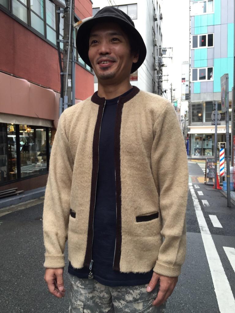 神戸店9/7(水)秋冬ヴィンテージ入荷!#3 Vintage Mohair Cardigan!!! _c0078587_15381814.jpg