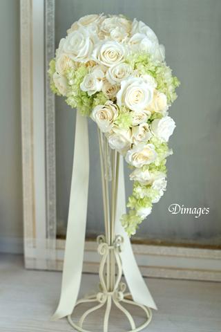 娘のブーケ for 挙式♪♪_d0167088_14254448.jpg