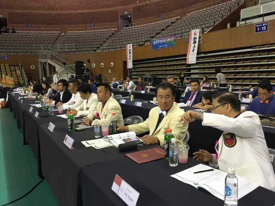 第16回全アジア大会!キム支部長、有難う御座いました!_c0186691_1021721.jpg