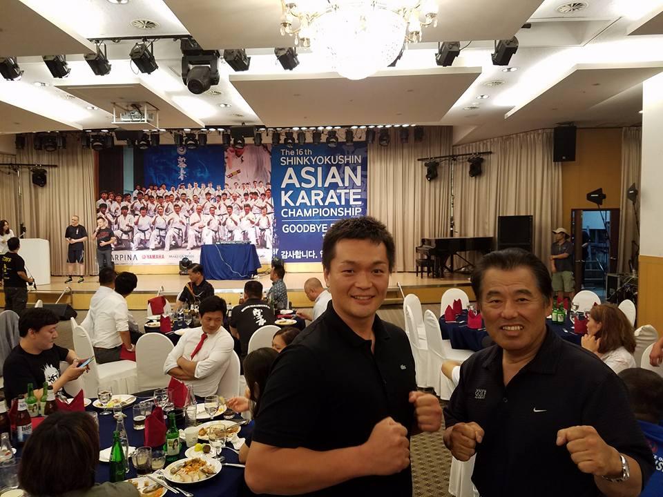 第16回全アジア大会!キム支部長、有難う御座いました!_c0186691_103559.jpg
