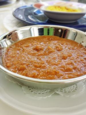 牛肉のキーマカレーとスパイスジャガイモ_f0006899_19394042.jpg