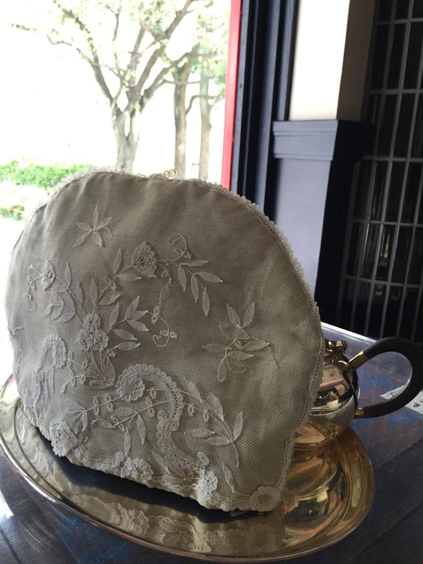 ベルギーの修道院から届いた、遠い日の マリア様のプリンセスレース プチヴェール_b0117913_12055460.jpg