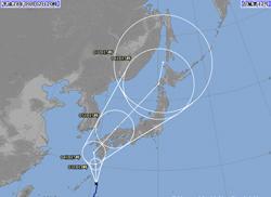 台風一過。_b0044115_8151343.jpg