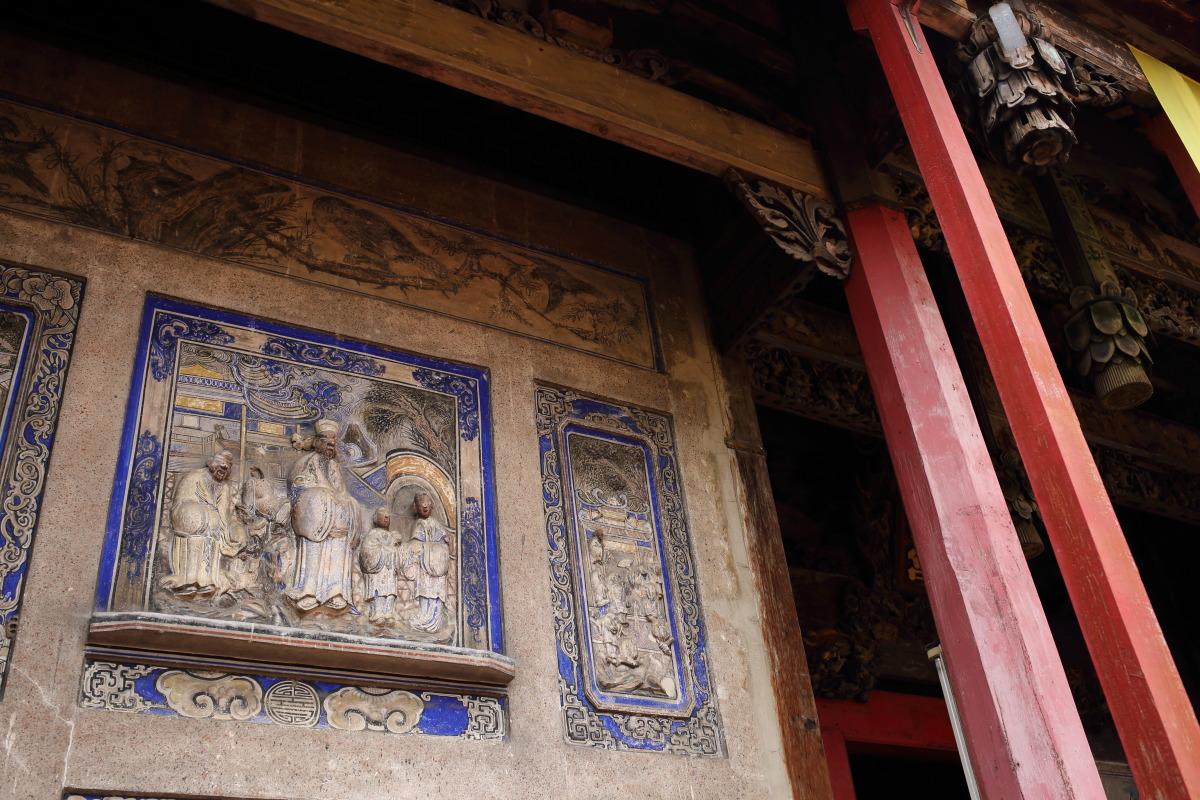バンコク  建安宮、トンブリーに残る初期中国移民の足跡_b0061717_22174617.jpg