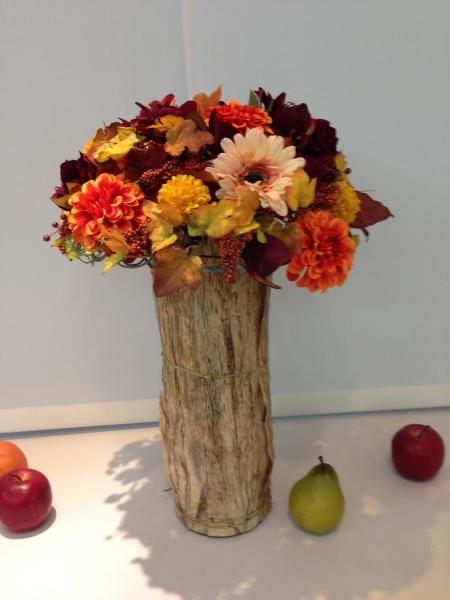 秋のディスプレイ〜キノコからインスピレーション_f0155431_21263507.jpeg