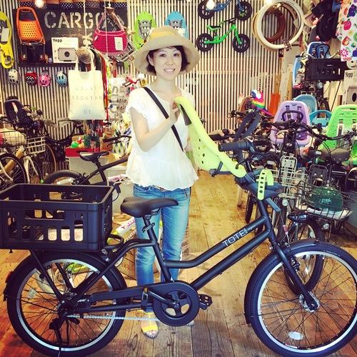 『バイシクルファミリー』bikke2e Yepp ビッケ トート EZ ハイディ ステップクルーズ 電動自転車 カスタム_b0212032_1652040.jpg