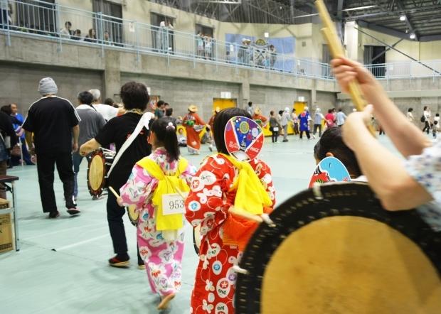 「ねま~るdeオド~ル」野田まつりde踊ったのだ♪♪_c0259934_11292753.jpg