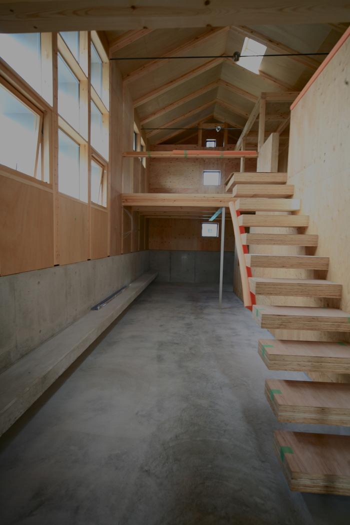 「未完成の家」オープンハウス  家族の成長とともに変化する住まい_e0189939_20451675.jpg