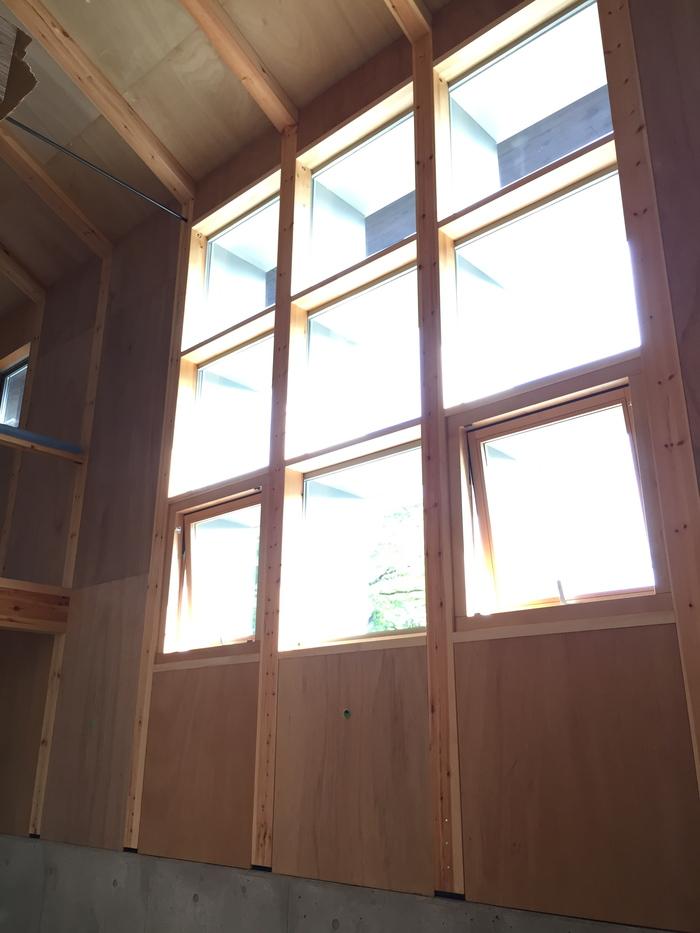 「未完成の家」オープンハウス  家族の成長とともに変化する住まい_e0189939_20502966.jpg