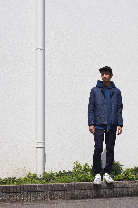 2016 F/W SATURDAYS & DEUS - Clean Look._f0020773_18521941.jpg