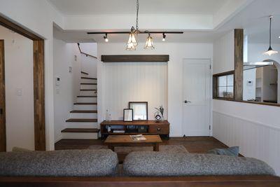 WEB内覧会~薪ストーブと暮らすカフェのような家_c0274374_18274660.jpg