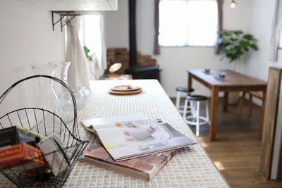 WEB内覧会~薪ストーブと暮らすカフェのような家_c0274374_18411543.jpg